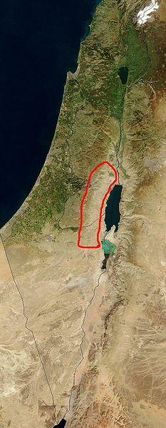 233px-Judean_Desert_Map